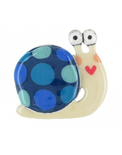Bague Taratata Tarachou escargot