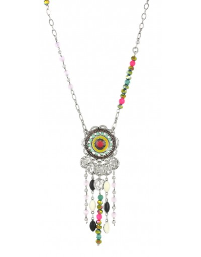Collier Taratata Liz multicolore