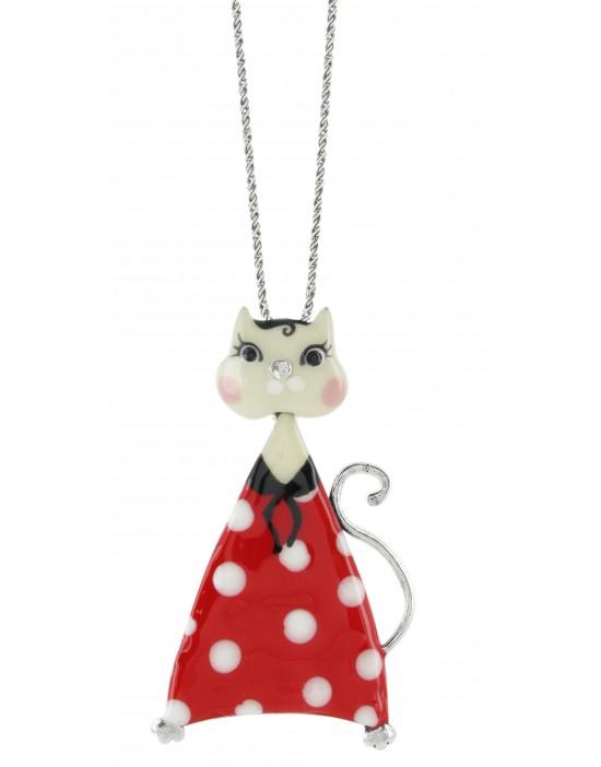Collier Taratata Smart Cat