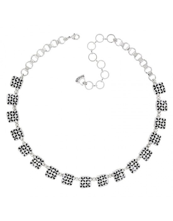 Collier Taratata Double six