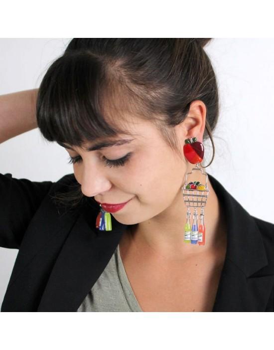 Boucles d'oreilles clip...