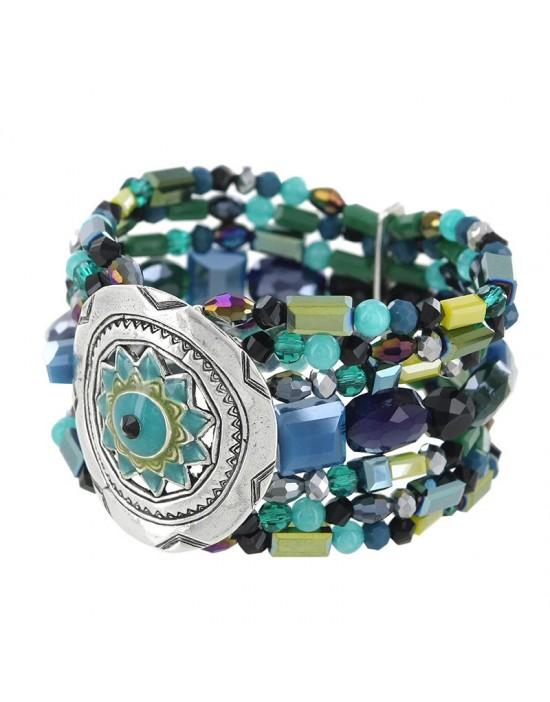 Bracelet Taratata Vérone bleu