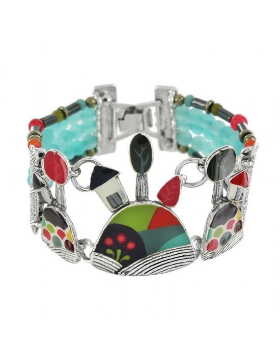 Bracelet Taratata week end...