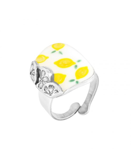 Bague Taratata Lemon...