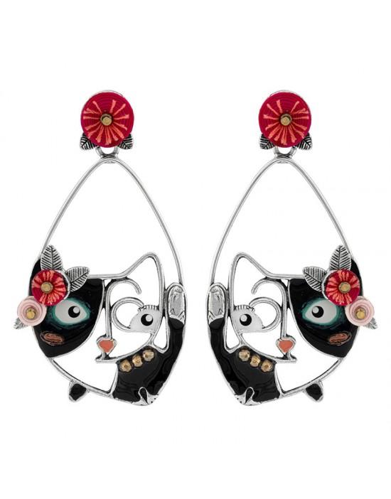 Boucles d'oreilles Taratata...