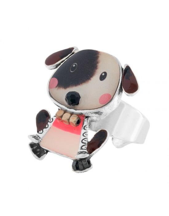 Bague Taratata Taraboum Puppy