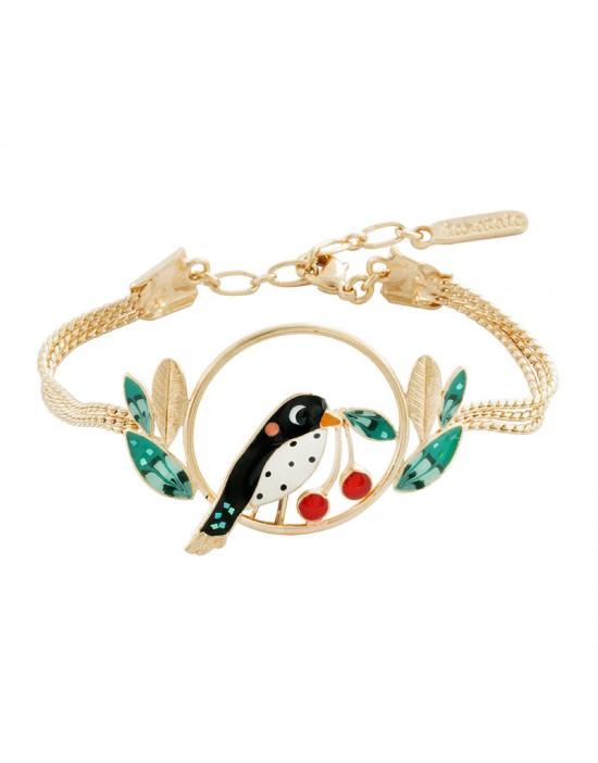 Bracelet Taratata Griotte