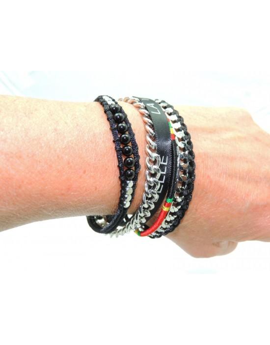 Bracelet à message style...