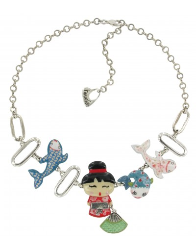 Collier Taratata kawaii